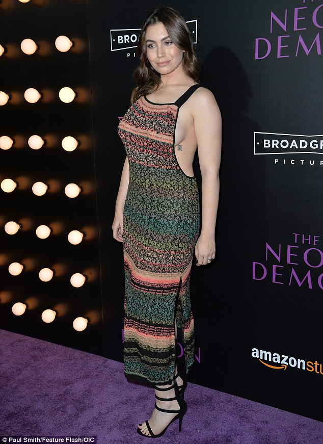 Sophie Simmons Breasts photo 27