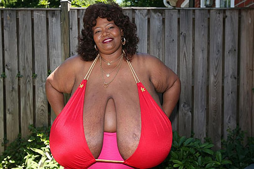 Who Has The Biggest Titties photo 9